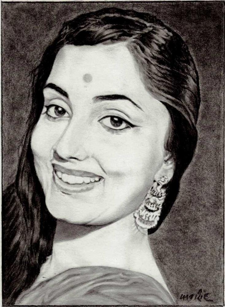 Sadhana Shivdasani por Pawan.Singh